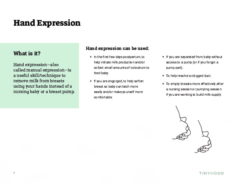 A Guide to Hand Expression Preview Image
