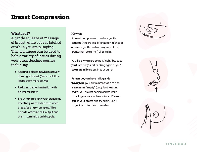 A Guide to Breast Compressions Preview Image