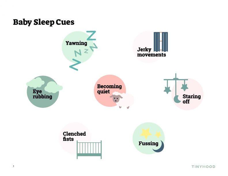Baby Sleep Cues Preview Image